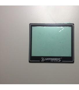 ALPSAT Satfinder Ersatzteil 5HDS Frontblende  Display