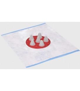 Air sealing cuff LU 4-11-6