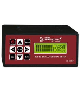Satfinder 2HD Plus KU/C/KA-Band, DVB-S/S2 (SF-2HD+)