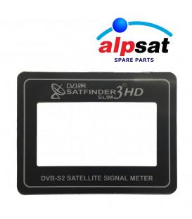 ALPSAT Satfinder Ersatzteil 3HDS Frontblende  Display