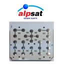 ALPSAT Satfinder Ersatzteil 5HD PRO / AS06-STC  Elektronik Tastatur