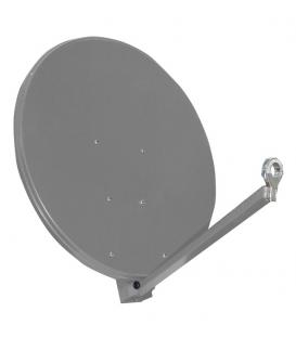 Gibertini Sat Antenne OP100XP,Profi-Serie, 100cm,  Farbe Anthrazit