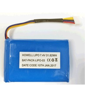 Rover Batterie Pack for TAB 7 , Omnia 7000