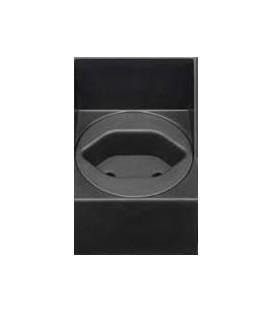 EVOline® Steckdosen-Modul Schrägauslass