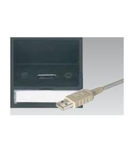USB 2.0 Typ A Schrägauslass