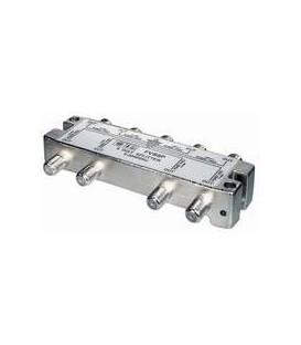 8-fach Verteiler 5-2500MHz Digitaltauglich DC an einem Anschluss