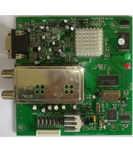 PCB Karte - Sat Digital Receiver für Satlook Mark IV
